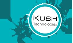 Kush Technologies - Logo Design company logo