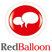 Website Designing Company in Gurgaon - Redballoon - Logo Design company logo