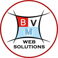 BVM Web Solutions Pvt. Ltd. - Logo Design company logo