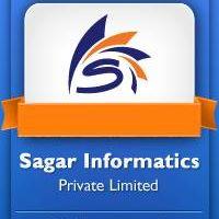 Sagar Informatics Pvt Ltd - Logo Design company logo