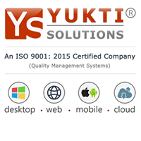 Yukti Solutions Private Limited - Software Solutions company logo
