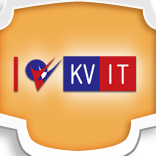 KV IT - Solutions Pvt. Ltd. - Erp company logo