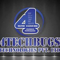 4 Tech Bugs Technologies PVT. LTD. - Web Development company logo
