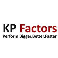 KP Factors Buisness Solution Pvt. Ltd. - Business Intelligence company logo