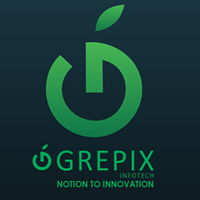 Grepix Infotech - iPhone App Development - Android App Development Company - Strategic Consulting company logo