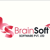 BrainSoft Software Pvt. Ltd. - Consulting company logo