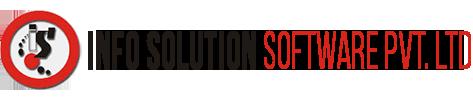 Info Solution Software Pvt. Ltd. - Web Development company logo