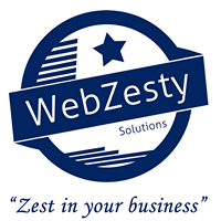 Webzesty- Web Designing company in india- best website development company in india- delhi - Mobile App company logo