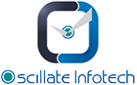 Oscillate Infotech Private Limited - Logo Design company logo