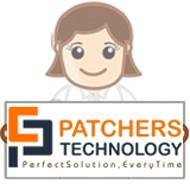 Pcpatchers Technology Pvt Ltd - Logo Design company logo