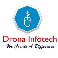 Drona Infotech IT Services Pvt. Ltd. - Web Development company logo