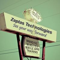 Zaptas technologies Pvt. Ltd- Web Design and Development company in Noida- Gurgaon- Delhi - Sap company logo