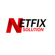 NetFix Solution Private Limited - Logo Design company logo