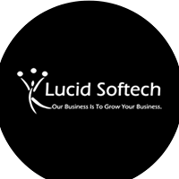 Lucid Softech IT Solutions - Web Development company logo