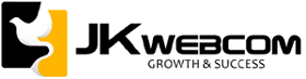 JK Webcom - eCommerce Website Designing and Development Company in Delhi - Search Engine Marketing company logo