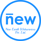 New Earth Webservices Pvt. Ltd. - Web Development company logo