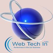 WebTech In India Pvt. Ltd. - Web Development company logo