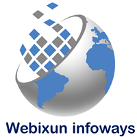 Webixun infoways - Best Website Designing Digital Marketing SEO Company in Dehradun Uttrakhand India - Web Development company logo