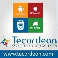 Tecordeon - Augmented Reality company logo