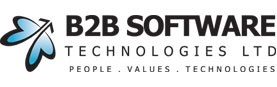 B2B Software Technologies Ltd - Testing company logo