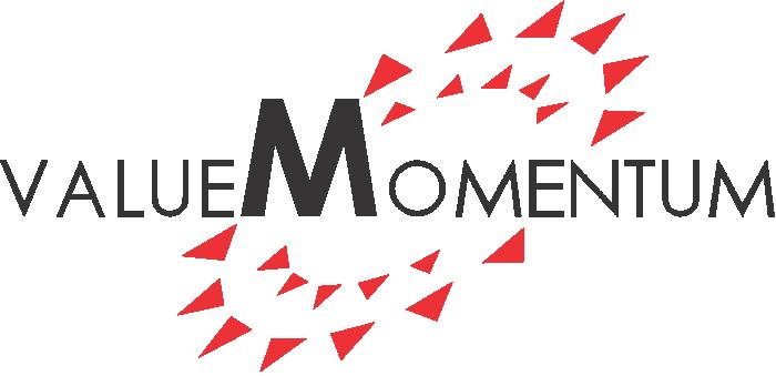 ValueMomentum - Testing company logo