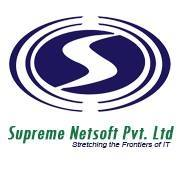 Supreme Netsoft Private Limited - Data Analytics company logo
