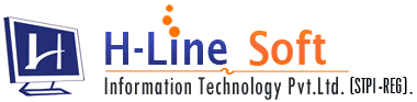 H-Line Soft Information Technology Pvt. Ltd - Consulting company logo