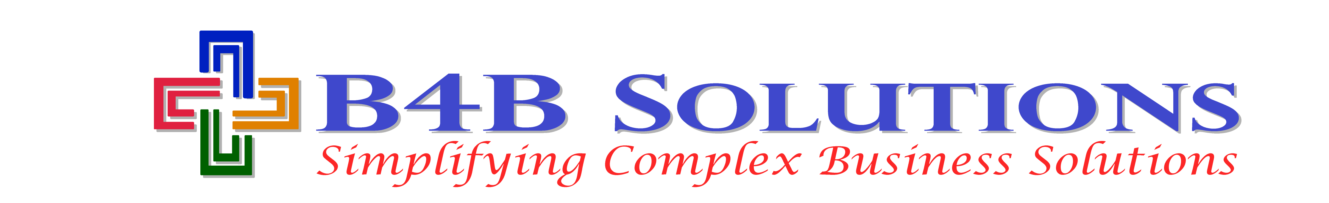 B4B SOLUTIONS - Data Management company logo