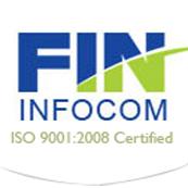 FIN Infocom Pvt Ltd. - Consulting company logo