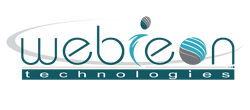 Webieon Technologies Pvt. Ltd - Web Development company logo
