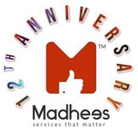 Madhees - Outsourcing company logo
