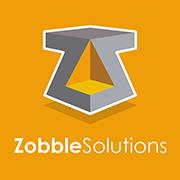 Zobble Solutions Pvt. Ltd. - Erp company logo