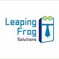 Leaping Frog Solutions Pvt. Ltd. - Consulting company logo