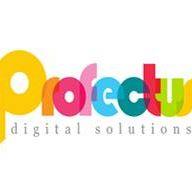 Profectus Digital Solutions - Logo Design company logo