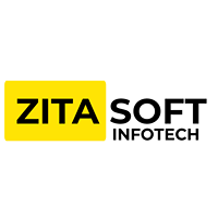 Zitasoft infotech Pvt ltd - Website - eCommerce - Graphic Design - Digital Marketing - Mobile Apps - Automation company logo