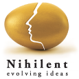 Nihilent - Robotic Process Automation company logo
