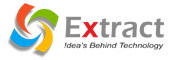 Extract Software Pvt- Ltd - Data Management company logo