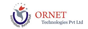 ORNET Technologies Pvt Ltd - Erp company logo