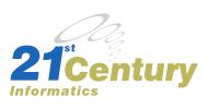 21st Century Informatics - Erp company logo