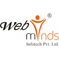 Webminds infotech Pvt. Ltd. - Software Solutions company logo