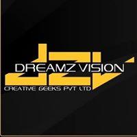 Dreamz Vision - Logo Design company logo
