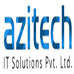 Azitech IT Solutions Private Limited - Logo Design company logo