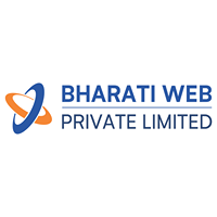 Bharati Web Pvt Ltd - Web Development company logo