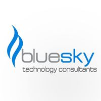 BlueSky Technologies Pvt.ltd - Web Development company logo