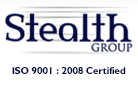 Stealth Management Solutions Pvt. Ltd. - Outsourcing company logo