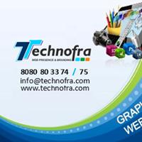 Technofra - Content Writing company logo