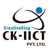 CK-IICT Pvt. Ltd (CREATIVEKING INDIA INFORMATION and COMMUNICATION TECHNOLOGY PRIVATE LIMITED) - Logo Design company logo