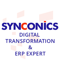 Synconics Technolgies Pvt. Ltd. - Erp company logo