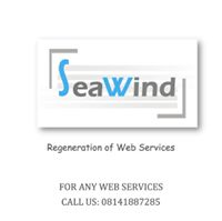 Seawind Solution Pvt Ltd (Web Design- Website Development- Digital Marketing- Website Hosting) - Web Development company logo