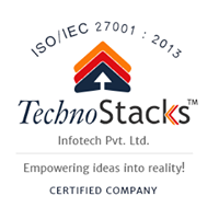 Technostacks Infotech Pvt. Ltd. - Best Mobile App Development Company India - Mobile App company logo